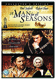 A-Man-For-All-Seasons-DVD-Brand-New-Still-Sealed