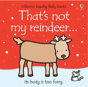 Thats-Not-My-Reindeer-Touchy-Feely-Watt-Fiona-Good-Book