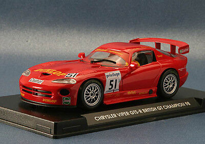 Fly Dodge Viper A 9 Slot Car - All Vipers On Sale