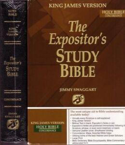 expositors study bible | eBay