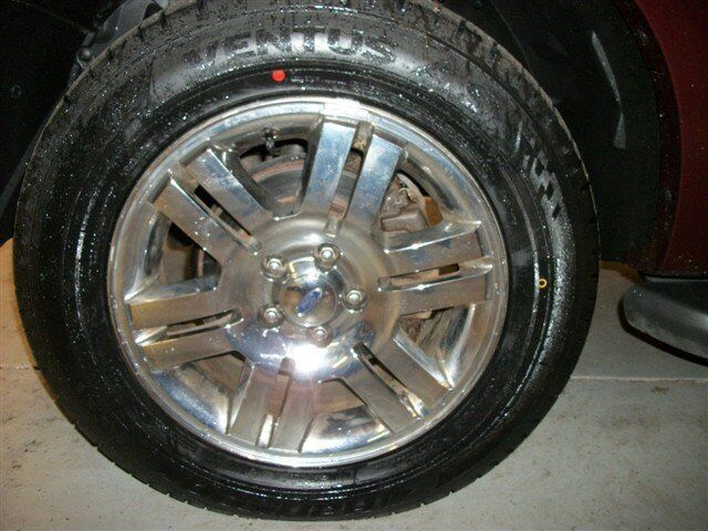 Limited 4X4 SUV 4.0L CD 3.73 AXLE RATIO Chrome Wheels