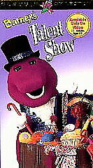 Barney-039-s-Talent-Show-VHS