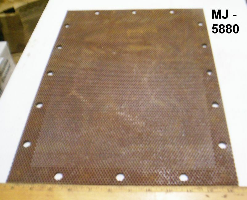 Fairbanks Morse Fluid Filter / Screen