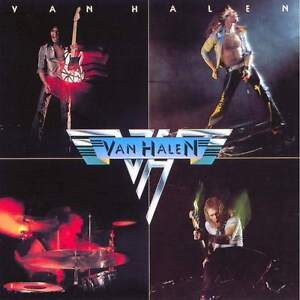VAN-HALEN-Van-Halen-s-t-Self-Titled-CD-Remastered-BRAND-NEW