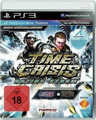 Sony PS3 Playstation 3 Spiel ***** Time Crisis Razing Storm **********NEU*NEW*55 online kaufen