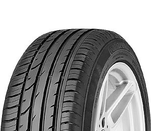 2x Continental PremiumContact 2 215/60 R16 95H