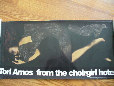 TORI AMOS From the Choirgirl promo poster 13x26