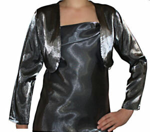 Evening Dress Jacket Bolero 7 Colours sizes 8 to 24