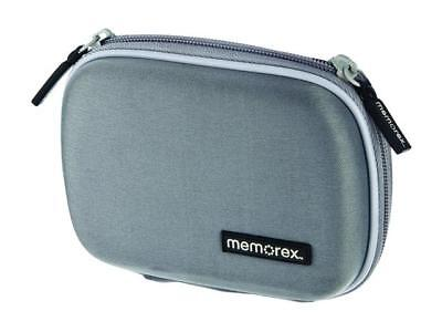 98184-g: Grey Memorex Gps Case For Garmin Nuvi 500 510 550 2455lmt 1300m 1350lmt