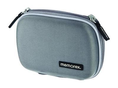 98184-g: Grey Memorex Gps Case For Garmin Nuvi 500 510 550 2455lmt 1300m 1350lmt