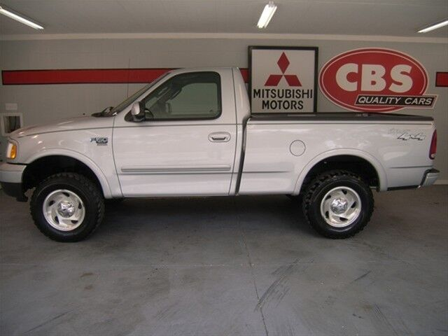 XLT 4.6L 2 Doors 4-wheel ABS brakes Air conditioning