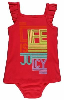 Juicy Couture Life Is Juicy Dress Set 18-24 Months