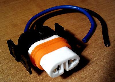 Arctic Cat Headlight Bulb Wire Harness Connector Ceramic Plug Wiring Lamp Atv