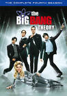 The Big Bang Theory: The Complete Fourth Season (DVD, 2011, 3-Disc Set) (DVD, 2011)