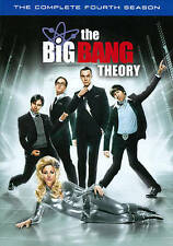 The Big Bang Theory: Season 4, New DVDs