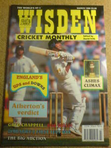 WISDEN-ASHES-CLIMAX-March-1995-Vol-16-10
