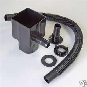 * NEW*  Rain Water Diverter Kit for Water Butt/ Barrel CHEAPEST ON EBAY