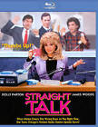 Straight Talk (Blu-ray Disc, 1992)