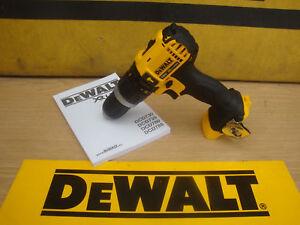 BRAND NEW DEWALT DCD785 XR 18V 2 SPEED COMBI HAMMER DRILL BARE UNIT
