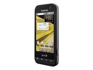 Samsung Conquer SPH-D600 - 1GB - Graphite (Sprint) Smartphone -Clean ESN & IMEI