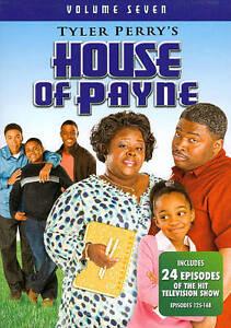 Tyler-Perrys-House-of-Payne-Vol-7-New-DVD-Allen-Payne-Larramie-Doc-Shaw-M