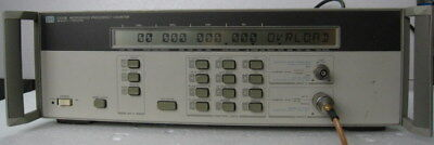 Hp 5350b Microwave Frequency Counter 20 Ghz