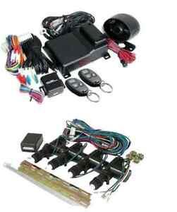 Mongoose-M80G-Car-Alarm-Immobiliser-MDK4100G-Central-Locking-kit-Turbo-Timer
