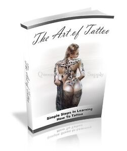 Tattoo-6-E-Books-8-000-DESIGNS-How-to-Tattoo-Video