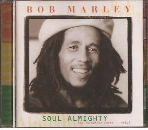 BOB MARLEY - SOUL ALMIGHTY RTI 1997 CD COME NUOVO - Italia - L'oggetto può essere restituito - Italia