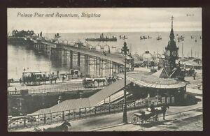 Sussex-BRIGHTON-Palace-Pier-Aquarium-1908-PPC-r591