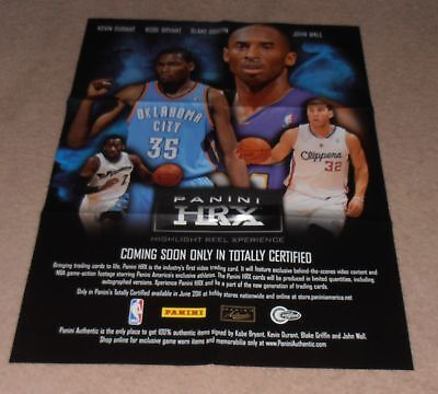 Kevin Durant Kobe Bryant Blake Griffin John Wall Poster