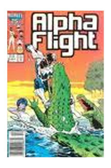 Alpha Flight #41 (Dec 1986, Marvel)
