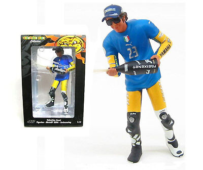 Minichamps Yamaha Sachsenring Motogp 2006 - Valentino Rossi Figure 1/12 Scale