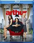 Arthur (Blu-ray Disc, 2011, 2-Disc Set, Canadian; French)