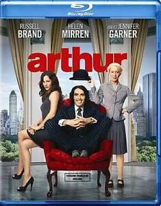 Arthur Blu-ray/DVD 2-Disc Set With Digital Copy & Slipcover! NEW! Free USA Ship!