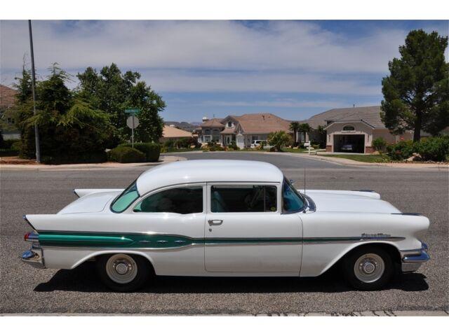Used 57 Pontiac Chieftain Tri Power S Match Museum