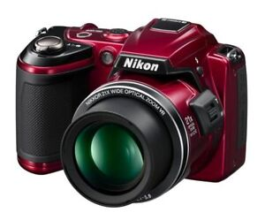 Nikon COOLPIX L120 14.1 MP Digital Camer...