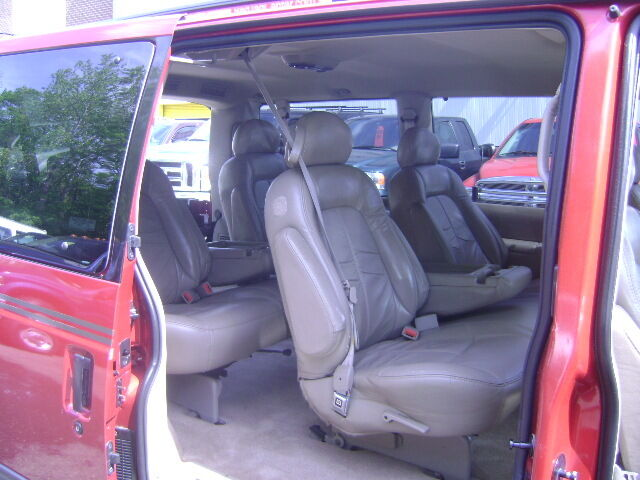 AWD GMC SAFARI SLE LEATHER WARRANTY CLEAN MD INSPECTED