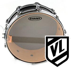 evans 14 hazy 300 snare side drum head drumhead new. Black Bedroom Furniture Sets. Home Design Ideas