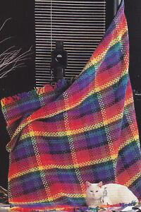 Rainbow Afghan - Media - Crochet Me