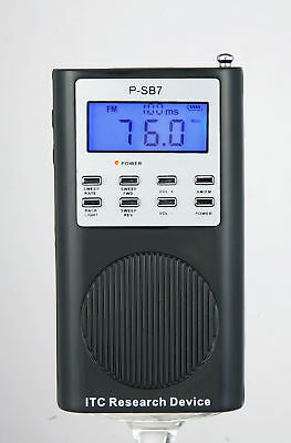 FM SWEEP MODEL ~ P-SB7 PSB7 Paranormal Spirit Ghost Hunting EVP Box Franks on Rummage