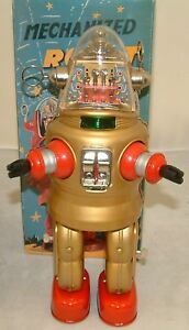FORBIDDEN-PLANET-ROBBY-THE-ROBOT-13-GOLD-MODEL-DJ