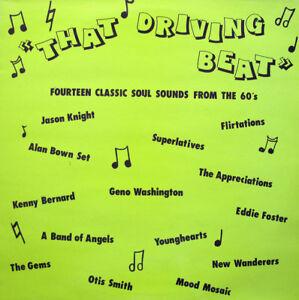 THAT-DRIVING-BEAT-RARE-Classic-Soul-VINYL-LP