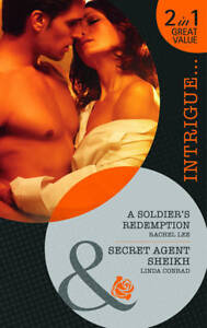 A Soldier's Redemption (Mills & Boon Intrigue), Conrad, Linda, Lee, Rachel, Very