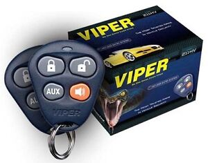 NEW VIPER 211HV REMOTE KEYLESS ENTRY SYSTEM