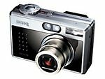 BenQ DC C50 5.0 MP Digital Camera