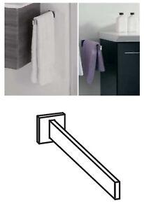handtuchhalter eckig ebay. Black Bedroom Furniture Sets. Home Design Ideas