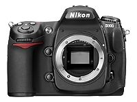 Nikon-D300-12-3-MP-Digital-SLR-Camera-Black-Body-Only-Pristine-condition