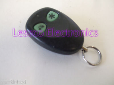 Avital DE! EZSDEI476 Avital 2 Button Remote 820021