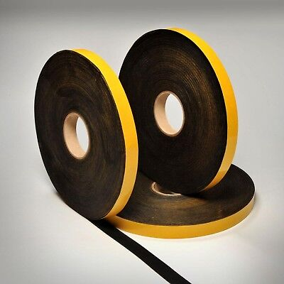 25mm x 2 Meter MultiPurpose Self Adhesive Anti Squeak Rattle Felt Tape